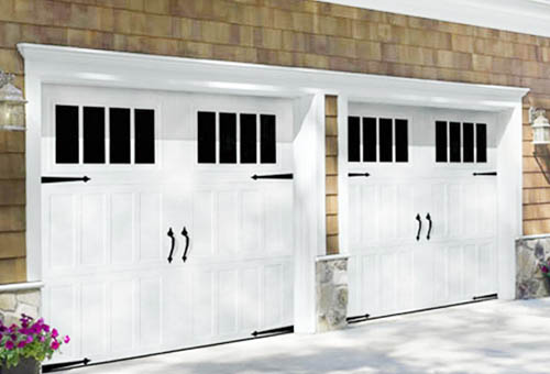 New Garage Doors Installed To Order